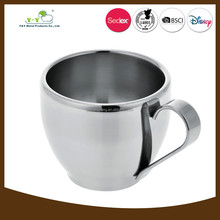 Professional stainless steel china cheap coffee cup