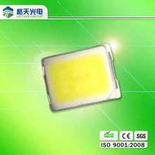 Top Quality 0.2W 2835 smd led weiss for Car Light