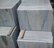 Semi-precious stones Blue marble/quartzite Azul macauba bathroom ocean wall and floor tiles