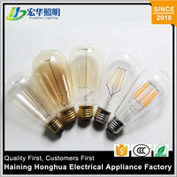 Alibaba Popular Dimmable 2000k A60 ST64