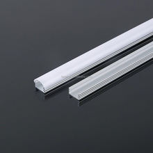 LED linear cabinet aluminum led tunnel light housing