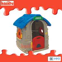 Children Colored Garden Play House Plastic Indoor House