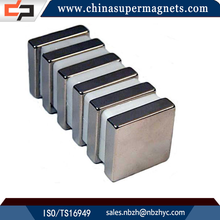 Corrosion resistant Customized Industrial neodymium magnets for refrigerators