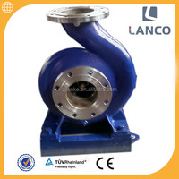 ISW type Horizontal Pipeline Centrifugal gardner denver mud pump partsgarden pump with controller
