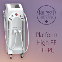 Facial Vascular, Freckle Removal IPL RF Elight Machine With Cooling System