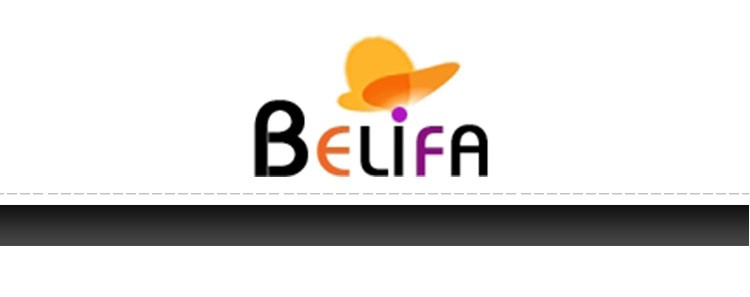 Belifa 2017 hot selling refillable powder brush body powder container brush
