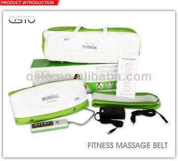 belt shaker exercise machine