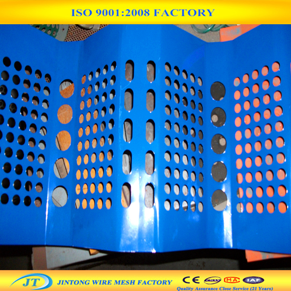 perforated plastic mesh sheets/perforated metal sheet /punching hole meshes