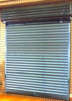 Motorized Folding Doors Industrial High Quality Filing Cabinet Roller Shutter