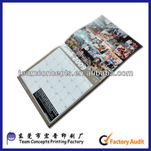 New Design Personalized Promotional Calendar 2016