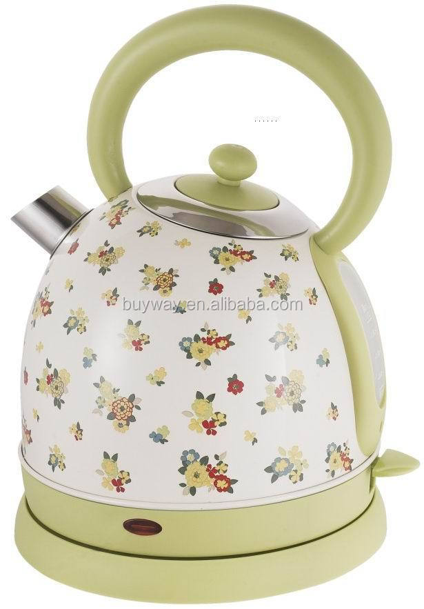 China manufacturer 1.8 liter electric kettle