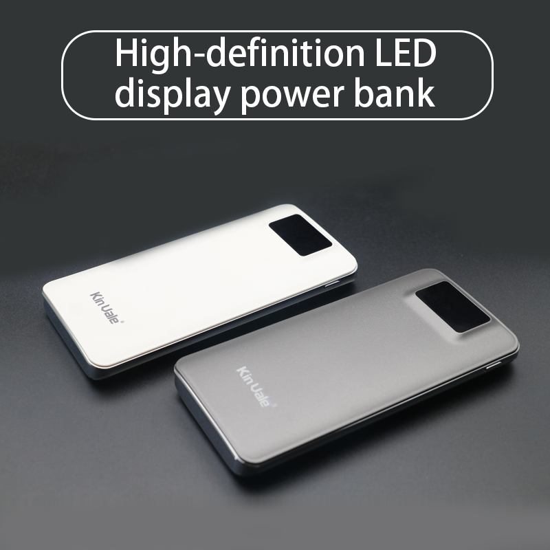 Made in china Li-polymer battery mobile power bank supplier