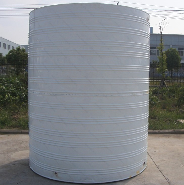 1500L storage hot water tank with 2 copper coils, heat exchanger water cylinder