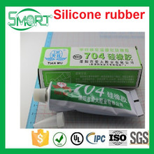 Smart Electronics TM temmoku 704 silicone rubber, ivory net 45 g, high quality silicone rubber