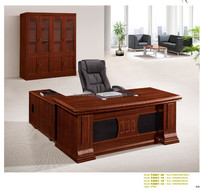 High quanlity granite office furniture solid wooden office furniture office desk