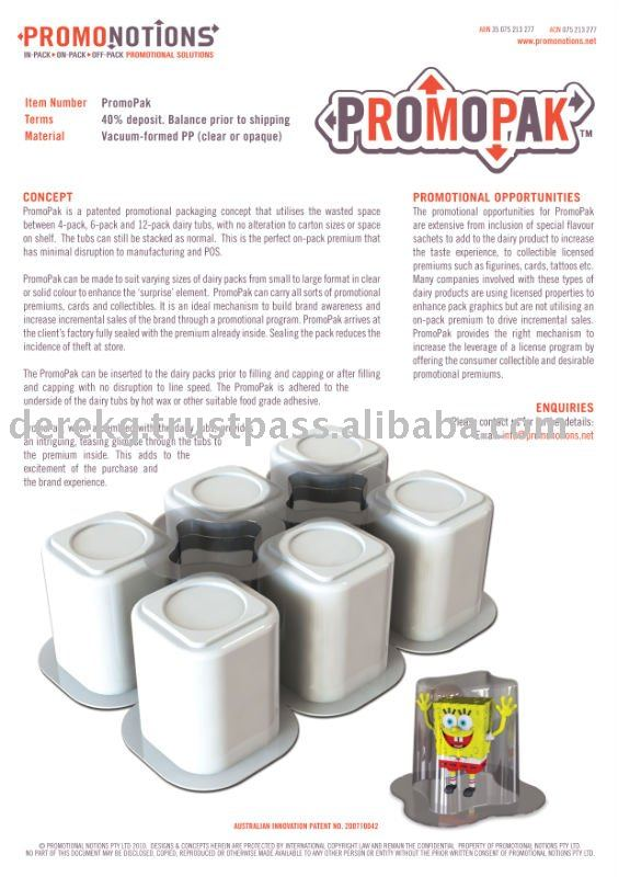 PromoPak Packaging Service