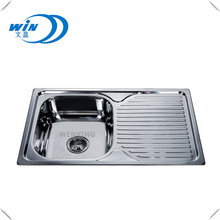 franke sinks basin used portable sink 16 gauge stainless steel 201 kitchen sink with drainboard for outdoor