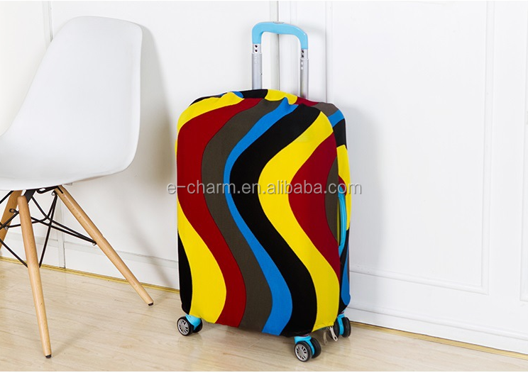 E-Charm Factory Wholsales Travel Trunk Protecfion Cover/Waterproof Luggage Cover