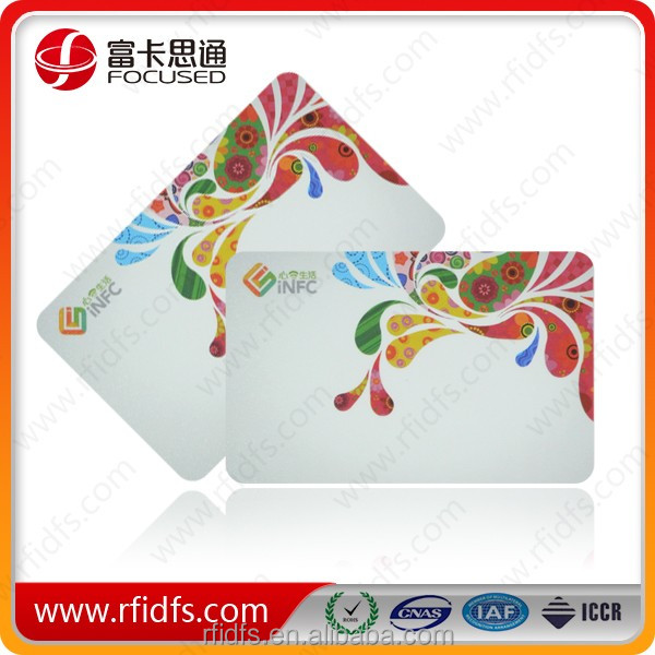 Best quality MIFARE Classic 4K smart card