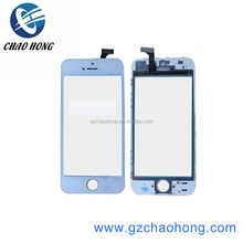 Front Lens Protector Digitizer Touch Screen Glass for iPhone 4S 5 5S 5C 5g 6 6S Plus Replacement,Not with Tool, Not LCD