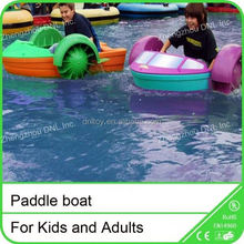 swimming pool kids aqua pedal boat/hand boat