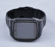 Quad Band watch phone, support gprs, java, 1.3m camera, bluetooth