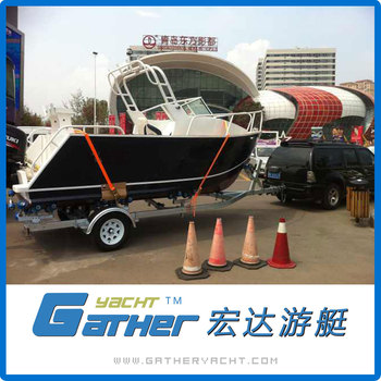 Chinese Manufacturer Safe And Strong Military Aluminum Boat Seats