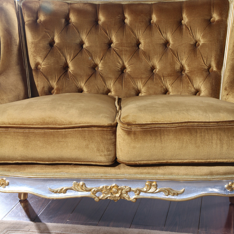 Muebles de sal n de estilo europeo cl sico italiano - Muebles de salon antiguos ...
