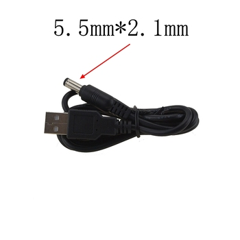 Direct Manufacturer for adapter & mini ups usb data cable,high speed transmission data line 5.5mm*2.1mm