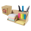 Sturdy Cardboard Cube Box Sticky Note Pad for Give Away Item