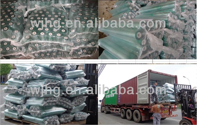 pvc wire wrapper(7cm packing materials for cables)