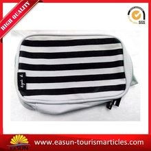 professional clear pvc cosmetic bag pvc drawstring bags mesh bags with handle