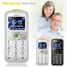 Big buttons cell phones with russian language sos panic alarm phone for kids and seniors with Rosh certificate