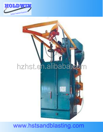 Small hook type shot blasting machine for sale