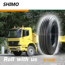 Best selling 11r 24.5 truck tires from china
