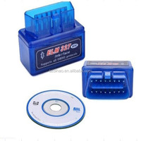 DIHAO OBD2 Scan Tool Portable Wireless ELM327 Scan Advanced OBD2 EOBD Bluetooth Scan Tool For ELM 327 Bluetooth.ELM327 OBD II