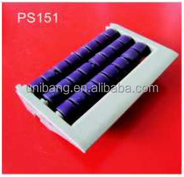 PS151 Conveyor Components Plastic transfer roller plate