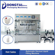 Automatic Weighing Type Soda Liquid Bottle Filling Machine