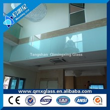 6mm laminated tempered glass house used floor to ceiling windows
