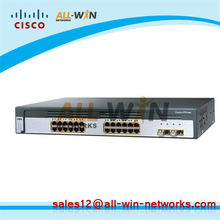 Competitive Price&Huge stock WS-C3750G-24TS-E Catalyst 3750 24 10/100/1000T + 4 SFP + IPB Image;