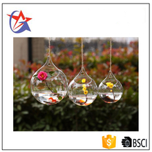 Hot sale high quality mercury glass vases wholesale cheap