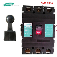 Outstanding reliability brand top quality low voltage moulded case ciruit breakers mccb 630 amp circuit breaker mccb