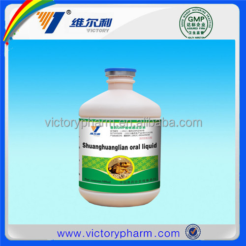 Low price traditional chinese medicine Shuanghuanglian Oral liquid