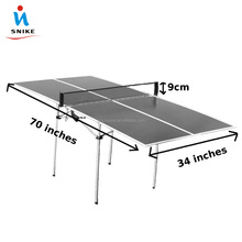 New small kids table tennis table with competitive price
