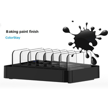 Multi ports mobile portable charging dock