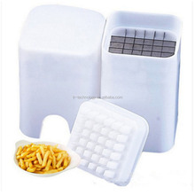 Stainless Steel Perfect Fries One Step One Step French Fry Potato Cutter slicer for Kitchen Accessories Gadget