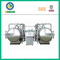industrial autoclave sterilizer for canned food