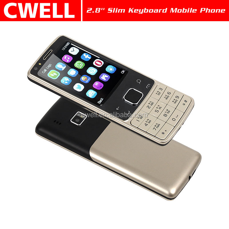 ECON N6300 2.8 Inch TFT 320x240 Dual SIM Card Double Cameras Keyboard Feature Phone
