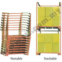 Pallet Cage, Metal Pallet Cage, Steel Pallet Cages, Wire Pallet Cage, Pallet Mesh Cages, Mesh Pallet, Wire Mesh Pallet,Container