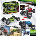 Newest transfromable stunt remote control car for sale